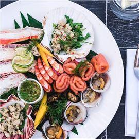 Vine Seafood