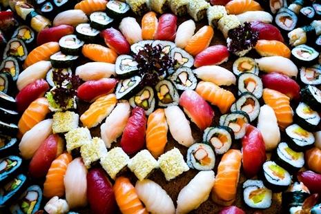 Seafood night at Vine
