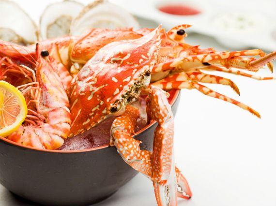 seafood night doha