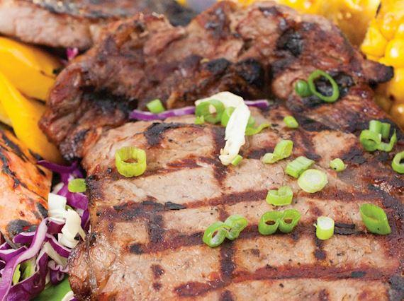barbecue night doha